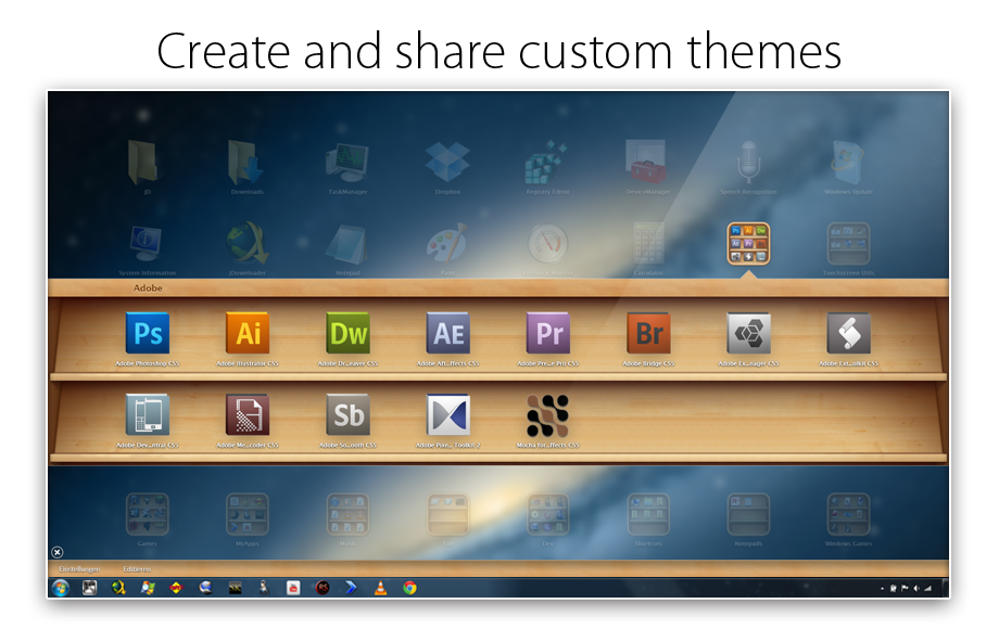 Xlaunchpad: download free portable tool to get mac os x lion.
